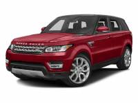 Used 2016 Land Rover Range Rover Sport 5.0L V8 Supercharged SUV