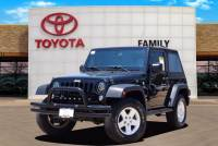 Used 2017 Jeep Wrangler Sport Convertible