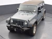 Used 2015 Jeep Wrangler Unlimited Unlimited Sport Convertible