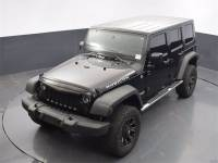 Used 2008 Jeep Wrangler Unlimited Rubicon Convertible