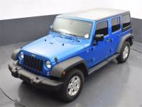 Used 2016 Jeep Wrangler Unlimited Unlimited Sport Convertible