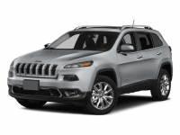 Used 2015 Jeep Cherokee Latitude SUV