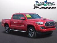 Used 2019 Toyota Tacoma 4WD TRD Sport Pickup