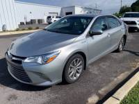 Certified Used 2016 Toyota Camry Hybrid 4dr Sdn XLE