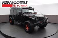 Used 2017 Jeep Wrangler Unlimited Rubicon Hard Rock Convertible