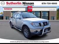 2011 Nissan Frontier SL Pickup