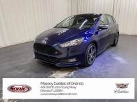 Pre-Owned 2017 Ford Focus ST Hatch VIN1FADP3L99HL256226 Stock NumberPHL256226