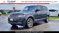 Quality 2017 Land Rover Range Rover West Palm Beach used car sale