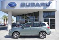Certified Used 2018 Subaru Forester 2.5i Limited CVT   Palm Springs Subaru   Cathedral City CA   VIN: JF2SJALC8JH535082