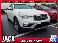 Used 2016 INFINITI QX50 AWD 4DR For Sale in Thorndale, PA | Near West Chester, Malvern, Coatesville, & Downingtown, PA | VIN: JN1BJ0RR8GM270977