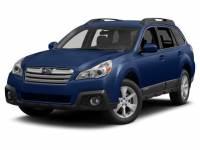 2014 Subaru Outback 2.5i Limited (CVT)