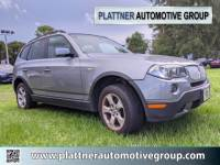 Pre-Owned 2008 BMW X3 3.0si SUV