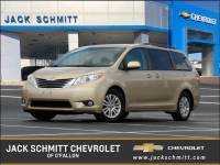 Pre-Owned 2011 Toyota Sienna XLE VIN 5TDYK3DCXBS111934 Stock Number 14236P