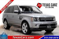 2012 Land Rover Range Rover Sport HSE LUX for sale in Carrollton TX