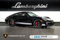 Used 2017 Porsche 911 Carrera S Endurance Racing Edition For Sale Richardson,TX   Stock# LT1460 VIN: WP0AB2A97HS123348