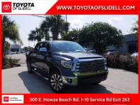 Used 2019 Toyota Tundra 2WD 2WD Limited CrewMax 5.5' Bed 5.7L