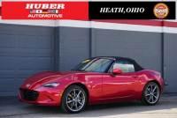 Used 2016 Mazda Mazda MX-5 Miata For Sale at Huber Automotive   VIN: JM1NDAD72G0100182