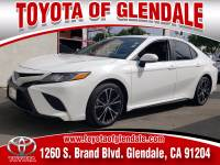 Used 2020 Toyota Camry for Sale at Dealer Near Me Los Angeles Burbank Glendale CA Toyota of Glendale   VIN: 4T1G11AK4LU503279