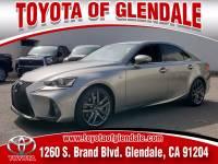 Used 2019 LEXUS IS for Sale at Dealer Near Me Los Angeles Burbank Glendale CA Toyota of Glendale   VIN: JTHBA1D25K5097739