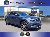 Certified Used 2019 Volvo XC40 T5 Inscription in Denim Blue For Sale in Somerville NJ | 122079A