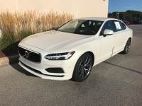 Crystal White Pearl Metallic Used 2018 Volvo S90 T5 FWD Momentum For Sale in Moline IL   PV21288