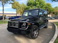 Quality 2018 Mercedes-Benz G-Class West Palm Beach used car sale