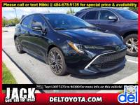 Certified Pre-Owned 2020 Toyota Corolla Hatchback For Sale in Thorndale, PA | Near Malvern, Coatesville, West Chester & Downingtown, PA | VIN:JTNA4RBE5L3077273