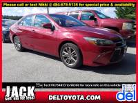 Certified Pre-Owned 2017 Toyota Camry For Sale in Thorndale, PA   Near Malvern, Coatesville, West Chester & Downingtown, PA   VIN:4T1BF1FK9HU734853