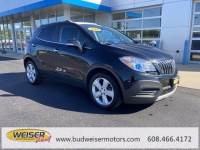 Certified Pre-Owned 2016 Buick Encore FWD 4dr
