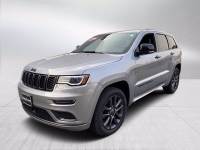 Certified Used 2018 Jeep Grand Cherokee Overland 4x4 in Gaithersburg