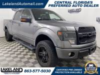 Certified 2014 Ford F-150 FX4 Pickup