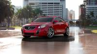 Pre-Owned 2013 Buick Regal GS VIN 2G4GV5GV5D9213631 Stock Number 14428P
