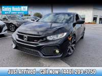 2019 Honda Civic Si Si Sedan