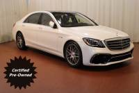 Certified Pre-Owned 2019 Mercedes-Benz AMG S 63 AMG S 63 in Fort Myers