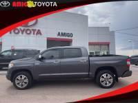 Used 2016 Toyota Tundra 4WD Truck 4WD CrewMax Short Bed 5.7L FFV Platinum