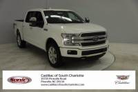 Pre-Owned 2020 Ford F-150 Platinum 4WD SuperCrew 5.5' Box