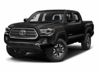 Pre-Owned 2017 Toyota Tacoma TRD Off Road Double Cab 5' Bed V6 4x4 MT (Natl) VIN5TFCZ5AN5HX088394 Stock NumberMHX088394