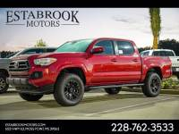 Used 2021 Toyota Tacoma 2WD 2WD SR Double Cab 5' Bed I4 AT