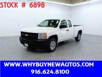 2012 Chevrolet Silverado 1500 ~ Extended Cab ~ Liftgate ~ Only 25K Miles!