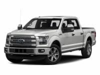 Used 2016 Ford F-150 Platinum Pickup
