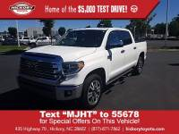 Used 2018 Toyota Tundra 4WD 4WD 1794 Edition CrewMax 5.5' Bed 5.7L FFV