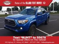 Used 2018 Toyota Tacoma SR5 Double Cab 5' Bed V6 4x4 AT