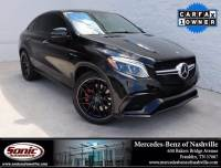 2019 Mercedes-Benz AMG GLE 63 AMG® GLE 63 S in Franklin