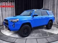 2019 Toyota 4Runner TRD Pro SUV serving Oakland, CA