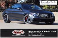 2019 Mercedes-Benz AMG C 63 AMG C 63 S in Walnut Creek