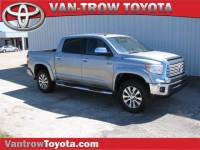 Used 2016 Toyota Tundra 4WD Truck 4WD CrewMax Short Bed 5.7L FFV Limited