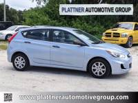 Pre-Owned 2014 Hyundai Accent GS Hatchback