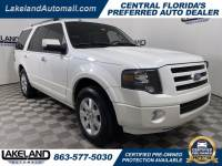2010 Ford Expedition Limited SUV