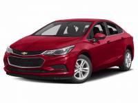 Certified Pre-Owned 2016 Chevrolet Cruze Sedan LT (Automatic)