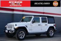 Used 2019 Jeep Wrangler For Sale at Huber Automotive | VIN: 1C4HJXEG4KW608392